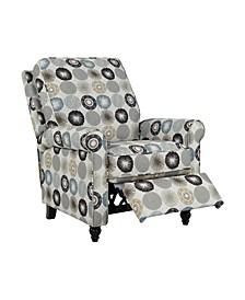 Push Back Recliner Chair