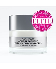 Acne Treatment with UV Chromophores