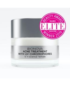 Acne Treatment with Uv Chromophores