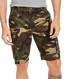 Men's Camo Cargo Shorts, Created for Macy's