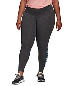 Women's Plus Size Essentials Tights