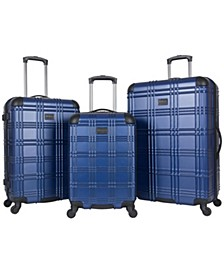 Nottingham 3-Pc. Hardside Luggage Set