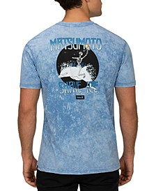 Men's Matsumoto Shave Ice Tie-Dyed Logo Graphic T-Shirt