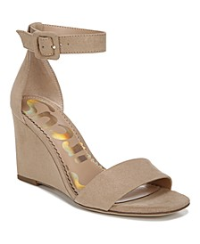 Elgin Wedge Sandals