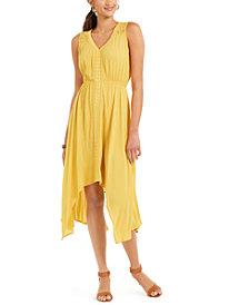Style & Co Handkerchief-Hem Dress, Created for Macy's