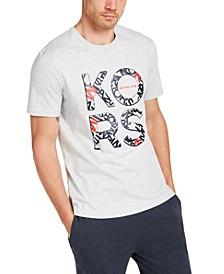 Men's Logo Pajama Shirt