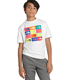 The North Face Big Boys Graphic T-Shirt
