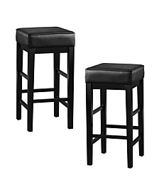 "Hunter 29"" Bar Stool (Set of 2)"