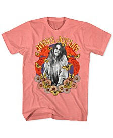 Janis Joplin Men's Graphic T-Shirt