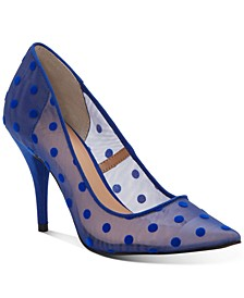 INC Women's Kaimi Pointed-Toe Pumps, Created for Macy's