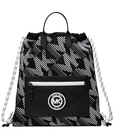 Men's Brooklyn Signature Drawstring Backpack