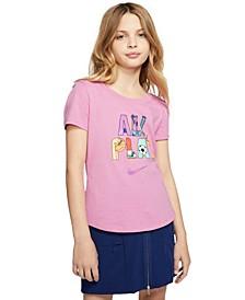 Big Girls All Play Cotton T-shirt