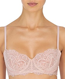 Women's Calm Cotton Unlined Underwire Bra 726242