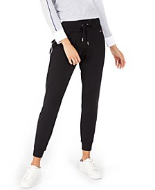 Side-Striped Jogger Pants