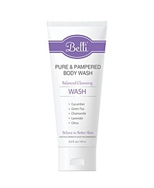 Pure and Pampered Body Wash, 6.5 fl oz