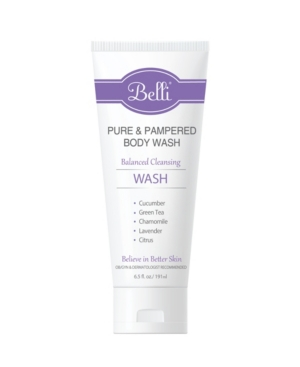 Pure and Pampered Body Wash