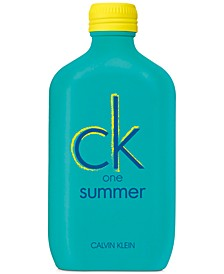 CK One Summer Eau de Toilette, 3.3-oz.