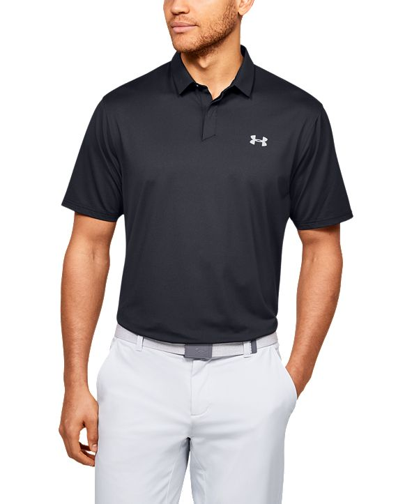Under Armour Men's Iso-Chill Printed Polo