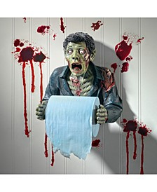 Zombie Bathroom Break Toilet Paper Holder