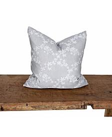 """Floria Decorative Pillow, 20"""" x 20"""""""