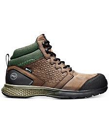 Timberland Men's PRO® Reaxion Safety Toe Hiking Boots
