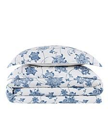Estate Bloom 3-Piece King Comforter Set