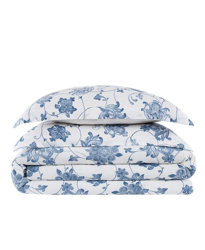Cottage Classics - Estate Bloom 3-Piece King Comforter Set