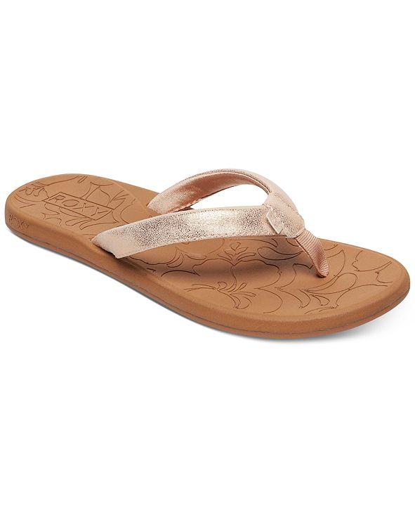 Roxy Vickie Flip-Flop Sandals