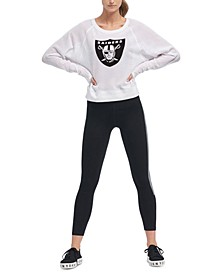 Women's Oakland Raiders Lauren Pullover