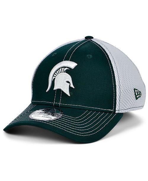 New Era Michigan State Spartans 2 Tone Neo Cap
