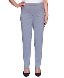 Easy Street Super-Stretch Pull-On Pants