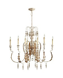 Motivo 8-Light Chandelier