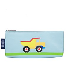 Dump Truck Pencil Pouches, Pack of 2