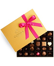 Chocolatier 36-Pc. Gold Gift Box