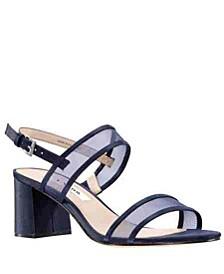 Nelley Double Strap Sandals