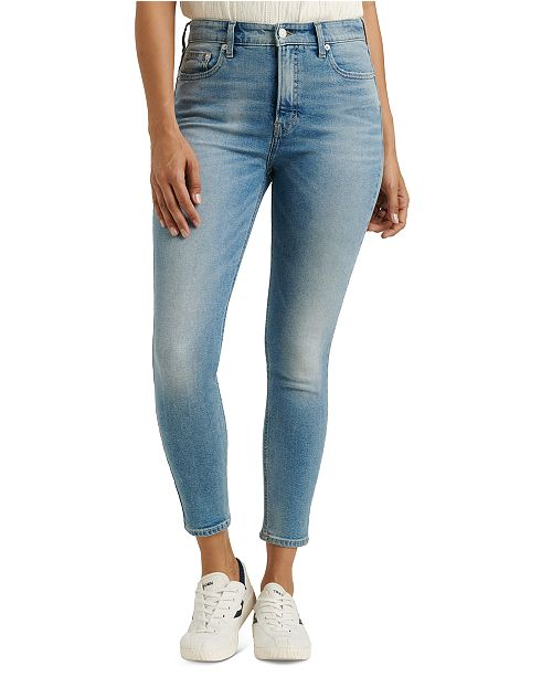 Lucky Brand Bridgette High Rise Denim Jeans