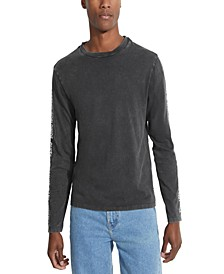 Men's Reflective Long-Sleeve T-shirt