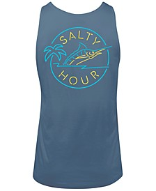 Men's Salty Hour Graphic Tank