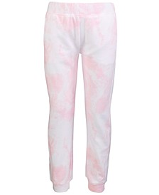 Toddler Girls Pastel-Stripe Jogger Pants, Created for Macy's