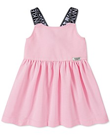 Little Girls French Terry Dress
