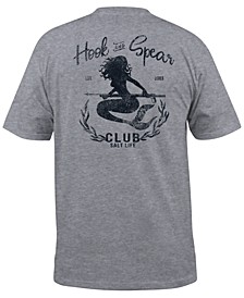 Men's Hook And Spear Graphic T-Shirt