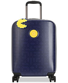 Pacman Curiosity Small Hard Cover Wheeled Luggage