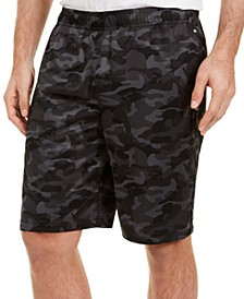 Men's Camo-Print Shorts, Created for Macy's