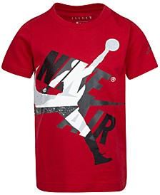 Big Boys Cotton Jumpman T-Shirt