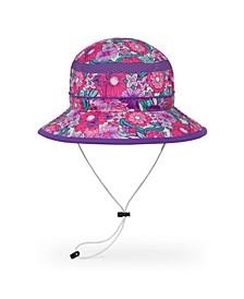 Little Girls Fun Bucket Hat