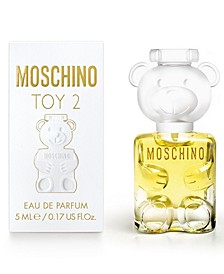 Receive a complimentary deluxe mini with any large spray purchase from the Toy 2 Fragrance Collection