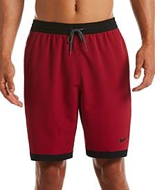 """Men's Stripe Breaker 9"""" Volley Shorts"""