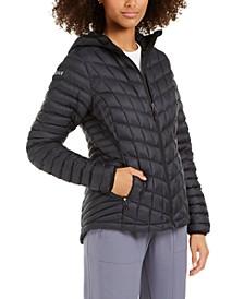 Featherless Hooded Puffer Jacket