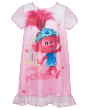 Trolls by DreamWorks Toddler Girls Nightgown