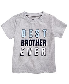 Baby Boys Best Brother Ever T-Shirt, Created for Macy's